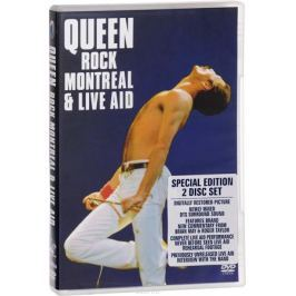 Queen: Rock Montreal & Live Aid (2 DVD)