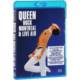 Queen: Rock Montreal & Live Aid (Blu-ray)