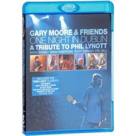 Gary Moore & Friends: One Night In Dublin. A Tribute To Phil Lynott (Blu-ray)