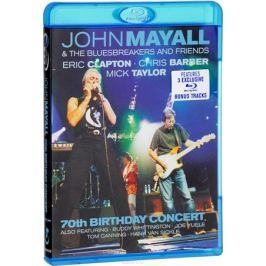 John Mayall & The Bluesbreakers & Friends: 70th Birthday Concert (Blu-ray)