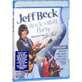 Jeff Beck: Rock'N'Roll Party - Honouring Les Paul (Blu-ray)