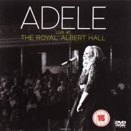 Adele: Live At The Royal Albert Hall (DVD + CD)