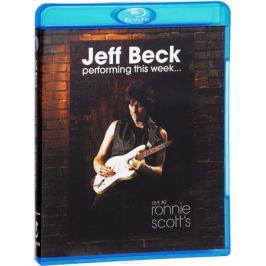 Jeff Beck - Performing This Week: Live at Ronnie Scott's (Blu-ray)