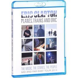 Eric Clapton: Planes, Trains & Eric (Blu-ray)