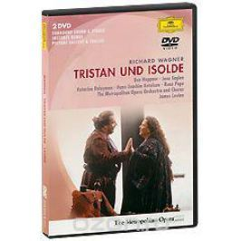 Wagner, James Levin: Tristan Und Isolde (2 DVD)