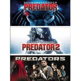 Хищник / Хищник 2 / Хищники. Коллекция фильмов (3 Blu-ray)
