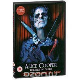Alice Cooper: Theatre Of Death - Live At Hammersmith 2009 (DVD + CD)