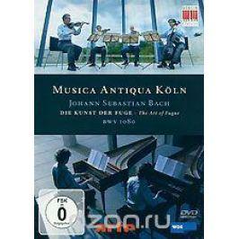 Musica Antiqua Koln Orchestra, Johann Sebastian Bach: Die Kunst Der Fuge