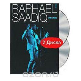 Raphael Saadiq: Live In Paris (DVD + CD)
