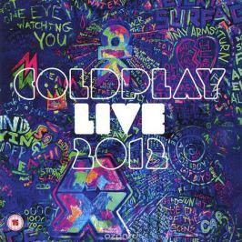 Coldplay: Live 2012 (DVD + CD)