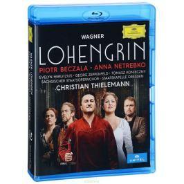 Wagner: Lohengrin: Piotr Beczala, Anna Netrebko, Christian Thielemann (Blu-ray)