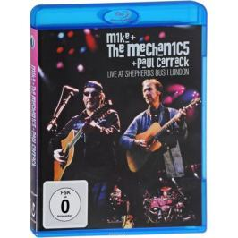 Mike & The Mechanics: Live At Shepherds Bush With Paul Carrack (Blu-ray)