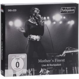 Mother's Finest: Live At Rockpalast (DVD + 2 CD)