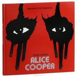 Alice Cooper: Super Duper Alice Cooper. Welcome To His Nightmare (2 DVD + Blu-ray + CD)