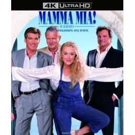 Мамма MIA! (4K UHD Blu-ray)