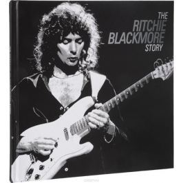 Ritchie Blackmore: The Ritchie Blackmore Story (2 DVD + 2 CD)