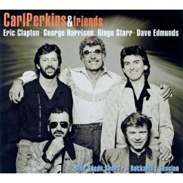 Carl Perkins & Friends: Blue Suede Shoes: A Rockabilly Session: 30th Anniversary Edition (CD + DVD)