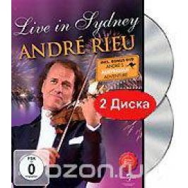 Andre Rieu: Live In Sydney / Andre Rieu In Australia (2 DVD)
