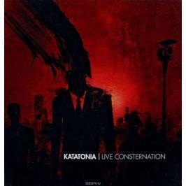 Katatonia: Live Consternation (DVD + CD)