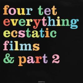 Four Tet: Everything Ecstatic Films & Part 2 (DVD + CD)
