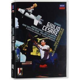 Handel, Giovanni Antonini: Giulio Cesare (2 DVD)