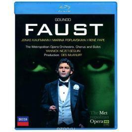 Jonas Kaufmann. Gounod: Faust (Blu-ray)