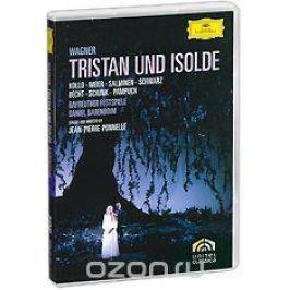 Wagner: Tristan Und Isolde, Barenboim (2 DVD)