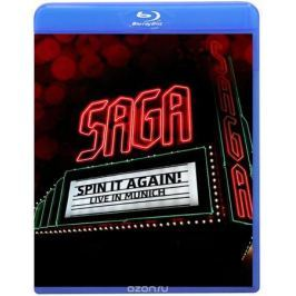 Saga. Spin It Again - Live In Munich (Blu-ray)