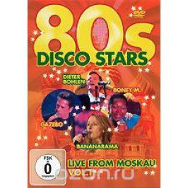 Various Artists: 80s Disco Stars Live From Moskau Vol. 1