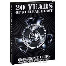 Various Artists: 20 Years Of Nuclear Blast. Digibook Edition (2 DVD)
