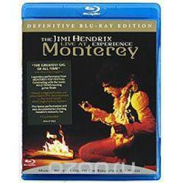 The Jimi Hendrix: Live At Monterey (Blu-ray)