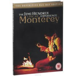 Hendrix Experience: Live At Monterey (The Definitive Edition) (Blu-ray)