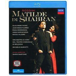 Michele Mariotti, Rossini: Matilde Di Shabran, Neapolitan Version, 1821 (Blu-ray)