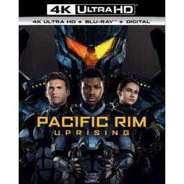 Тихоокеанский рубеж 2 (4K UHD Blu-ray)