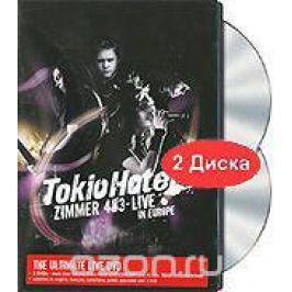 Tokio Hotel - Zimmer 483: Live In Europe (2 DVD)