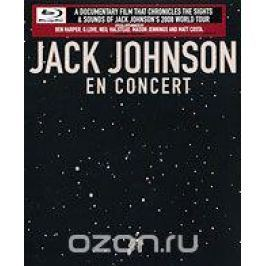 Jack Johnson: En concert (Blu-ray) Концерты