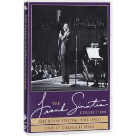 The Frank Sinatra Collection: The Royal Festival Hall (1962) / Live At Carnegie Hall