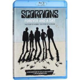 Scorpions: Forever And A Day + Live in Munich 2012 (2 Blu-ray)