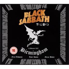 Black Sabbath. The End (Blu-ray +CD)