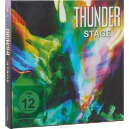 Thunder: Stage. Limited Super Video (Blu-ray + DVD)