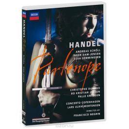 Handel, Andreas Scholl, Inger Dam-Jensen: Partenope (2 DVD)