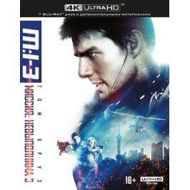 Миссия: невыполнима 3 (4K UHD Blu-ray + Blu-ray)