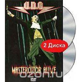 U.D.O. Mastercutor Alive (2 DVD)