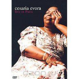 Cesaria Evora. Live in Paris