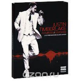 Justin Timberlake: FutureSex / LoveShow. Live From Madison Square Garden (2 DVD)