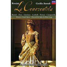 Rossini - La Cenerentola / Campanella, Bartoli, Dara, Houston Grand Opera