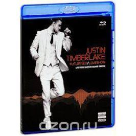 Justin Timberlake: FutureSex / LoveShow. Live From Madison Square Garden (Blu-ray + DVD)