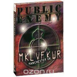 Public Enemy: Manchester UK Live (2 DVD)