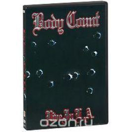 Body Count: Live in L.A. (DVD + CD)
