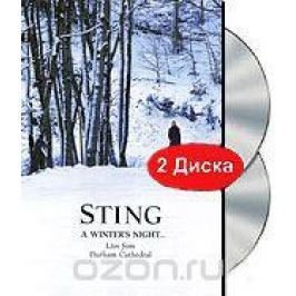 Sting: A Winter's Night... Live From Durham Cathedral (2 DVD) Концерты